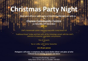 Christmas Party Night 2019